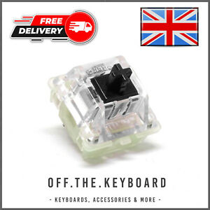 Cherry MX Black RGB Linear Mechanical Keyboard Switch Replacement Lot