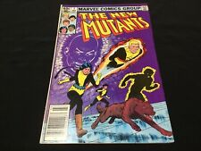 The New Mutants #1 (March 1983, Marvel)