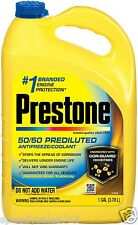 1 Gallon Prestone AF2100 Extended Life 50/50 Antifreeze Coolant New Free Ship!