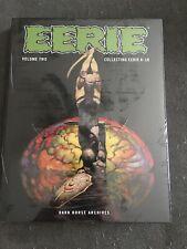 Eerie Archives Volume 2 Hardcover SEALED RARE OOP DARK HORSE HORROR COMICS
