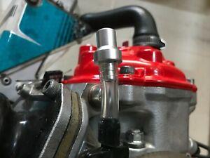 Rotax & X30 Kart Oil Catch Tank Breather Plug