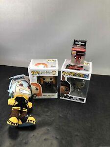 Funko POP! Shuri, Ginny Weasley, Deadpool+Soul E