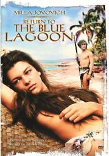 RETURN TO THE BLUE LAGOON ( Remastered) Region Free DVD - Sealed