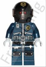 Lego 70807 The Lego Movie Robo SWAT with Helmet Minifigure  (Split From 70807)
