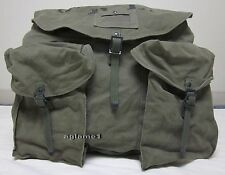 Last 1 Polo Ralph Lauren Vintage Denim Supply military army canvas Backpack Bag