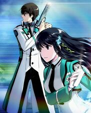 New The Irregular at Magic High School Blu-ray Box Limited Edition Booklet Japan