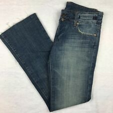 COH Citizens of Humanity Womens Traveler Jeans #72 Stretch, Double fly Size 27