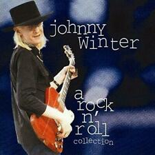 JOHNNY WINTER - A ROCK N' ROLL COLLECTION 2CDs (NEW/SEALED)