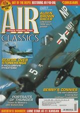 Air Classics (Nov 2004) (F5U-5NL, Alden Brown Racer, Seafire, AT-11, Connie)
