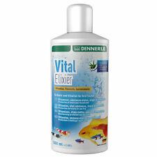 Dennerle Vital Elixier 500 ml Spurenelemente Vitamine für Zierfische  DE30562