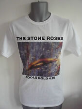THE STONE ROSES FOOLS GOLD T-SHIRT MADCHESTER BROWN SQUIRE RENI MANI
