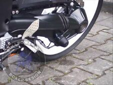 BMW Crash-pad-set Noir r 1200 (sauf GS) Best. de cardan-et gabelpads