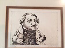 "Charles Bragg Signed Artist Proof -""DoyleTheMohel"""