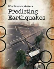 Farndon, John, Predicting Earthquakes (Why Science Matters), Very Good Book