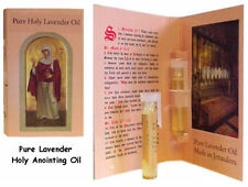 Pure Lavender Holy Anointing Oil Imported from Jerusalem
