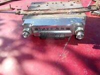 1958 1959 AMC Rambler Radio Dash 58 59  Classic Rebel Ambassador 150561653