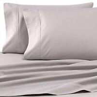 Wamsutta Dream Zone 500-Thread-Count PimaCott Queen Sheet Set in Grey