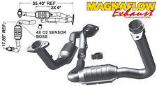 Magnaflow Direct-Fit Catalytic Converter for 2007-2008 Jeep Grand Cherokee 3.7L