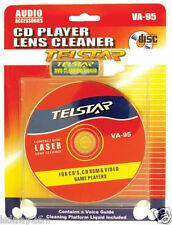 NEW LASER LENS CLEANER KIT FOR CD DVD CD-ROM PC PS2 PS3 X-BOX VA-95