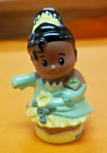 Fisher-Price Little People Disney Princess TIANA 2013 Princess and the Frog