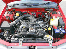 1993 Subaru Impreza Wagon Power Steering Pump S/N# V6876 BI1973