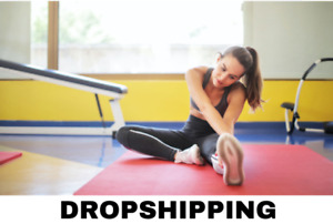 YOGA Dropshipping SHOPIFY Website Business & 30 DAY STORE MANAGEMENT