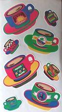 !! Vintage Rasguño /& Huele Pegatinas-Mello Smello-Nacho chips Excelente!!!