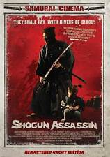 """SHOGUN ASSASSIN Movie Poster [Licensed-NEW-USA] 27x40"""" Theater Size"""