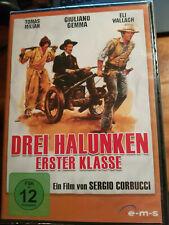 Drei Halunken erster Klasse DVD # S.Corbucci  NEU - OVP