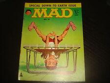 MAD MAGAZINE #35 Charades  British UK Edition VG