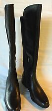 Anne Klein Women's Boots Black New Size 7M Leather