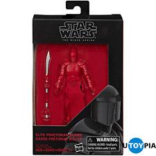 "STAR WARS C3621 Elite Praetorian Guard 3.75"" HASBRO Black Series Figure"