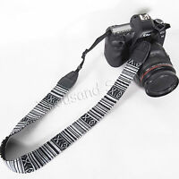 Vintage Camera Shoulder Neck Strap Belt For SLR Nikon Canon Sony Panasonic NO.39