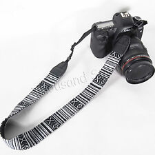 Vintage Camera Shoulder Neck Strap Belt For SLR Nikon Canon Sony Panasonic NO.39