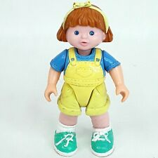 Fisher Price Loving Family figure toy doll figurine Girl Vintage 1993 1990s