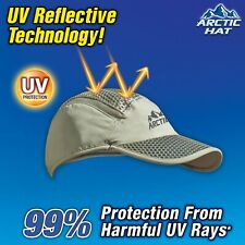 Arctic Cap Evaporative Cooling Cap Sports Cap Durable, breathable lightweight