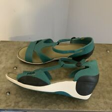 Camper Womens Shoes 39 Wedge Sporty Sandals