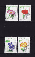 timbre France préoblitéré  fleurs    n° 240/43 **