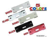 Vertical Blind SlatClipsSaver DoitYourself 2Dozen in a Pack 5 colors Vane savers