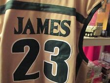 Lebron James St. Vincent-St. Marys High School  Jersey Size 54