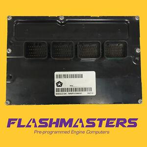 """2007 Charger 5.7L Engine computer P05187844 ECM PCM ECU """"Programmed to your VIN"""""""
