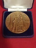 Médaille en bronze, conseil général du Var