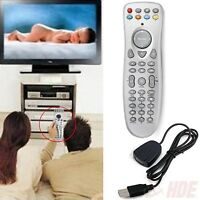 USB Universal PC Laptop Remote Control Media Center Video Streaming Controller