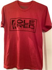 Ole Red T Shirt Size Small