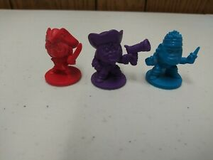 Shark Mania Board Game Replacement Pawns