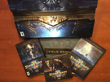 StarCraft II: Legacy of the Void - Collector's Edition (box open- items Sealed)