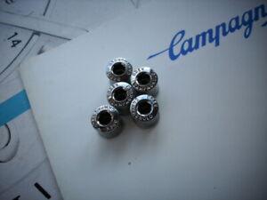 Vintage NOS Brev Campagnolo Chainring Bolts Campy Colnago De Rosa 25 GRAMS