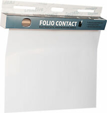 Folio Contact Clearboard Folie transparent 60 x 80 cm  2. Wahl kleine Fehler
