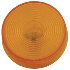 GROTE 45813 Clearance/Marker Lamp,Lens Optic,Yellow