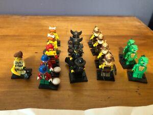 Lego 8805 Collectible Minifigures 5 YOU PICK